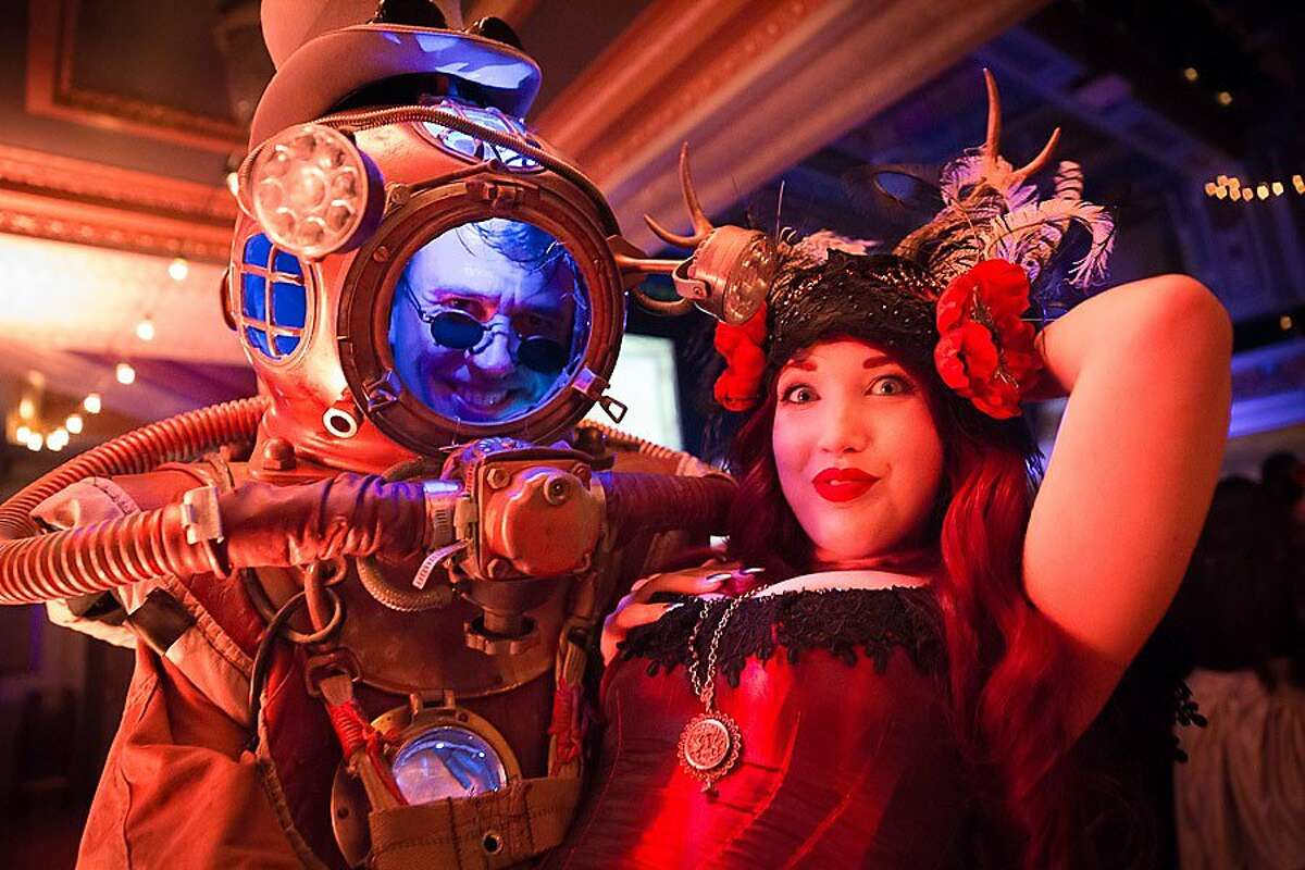 Ticket sales have begun for the 16th annual Edwardian Ball, held in San Francisco�s Regency Ballroom, where there will be outrageous attire galore.