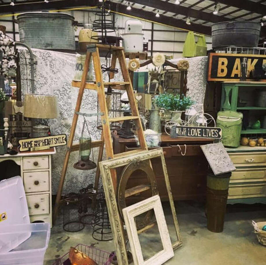Junk Hippy takes over the Fort Bend County Fairgrounds in Rosenberg from 9 a.m.-6 p.m. Saturday, Feb. 25. Admission is $5 at the gate, kids 13 and under are free. Photo: Junk Hippy