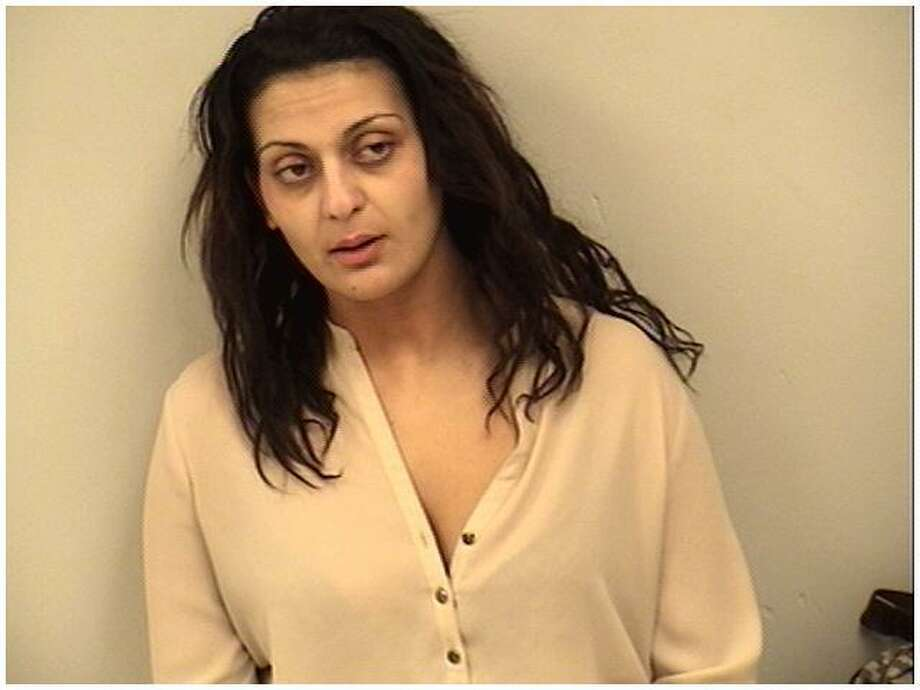 Noura Yousef, 26, of Briarcliff Manor, N.Y., was charged with operating under the influence, sale of a controlled substance, failure to drive in the proper lane and failure to carry a license in Westport, Conn. on Jan. 17, 2017. Photo: Westport Police / Contributed Photo / Westport News
