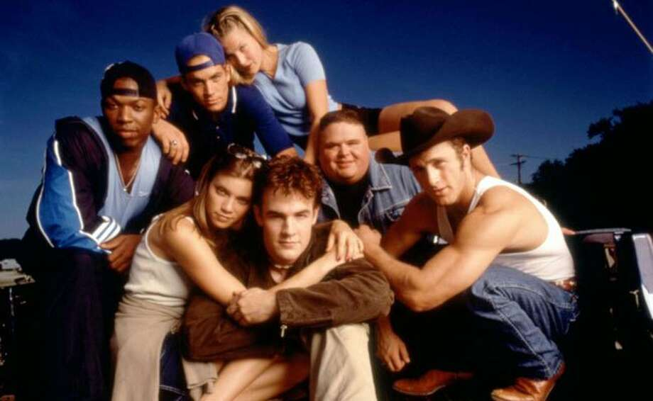 """PHOTOS: 'Varsity Blues' cast: What happened after the movie?Set in the fictional West Canaan, Texas, """"Varsity Blues"""" tells the story of Jonathan """"Mox"""" Moxon, a backup high school quarterback thrust into the position of carrying his team and town's state championship dreams on his back.See what happened to the cast after the movie in the following photos ... Photo: Paramount Pictures/MTV"""