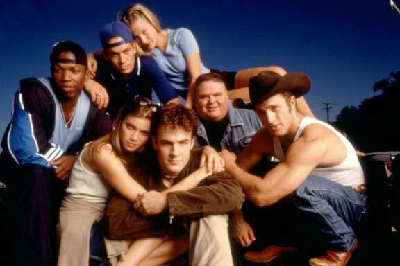 """Set in the fictional West Canaan, Texas, """"Varsity Blues"""" tells the story of Jonathan """"Mox"""" Moxon, a backup high school quarterback thrust into the position of carrying his team and town's state championship dreams on his back. The movie debuted Jan. 15, 1999 to lackluster reviews (Rotten Tomatoes Critics Score: 44), however the MTV Generation would make it a hit that is well-remembered among fans even still."""