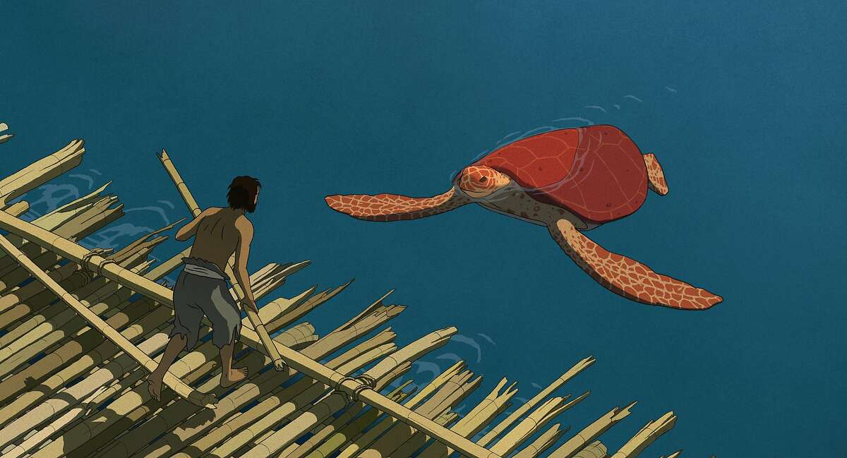 Still from animated feature