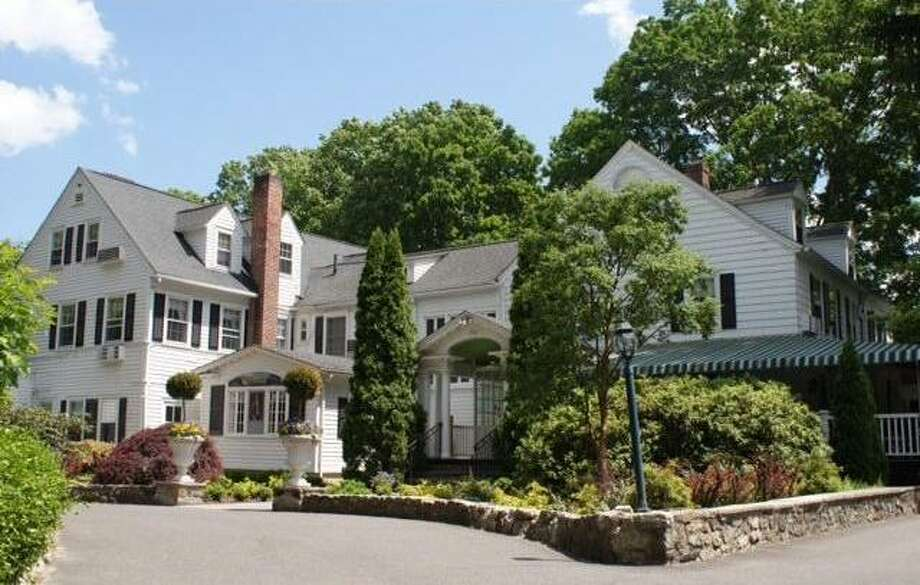 The Roger Sherman Inn hit the market Aug. 22, 2014. Photo: Contributed Photo / New Canaan News Contributed