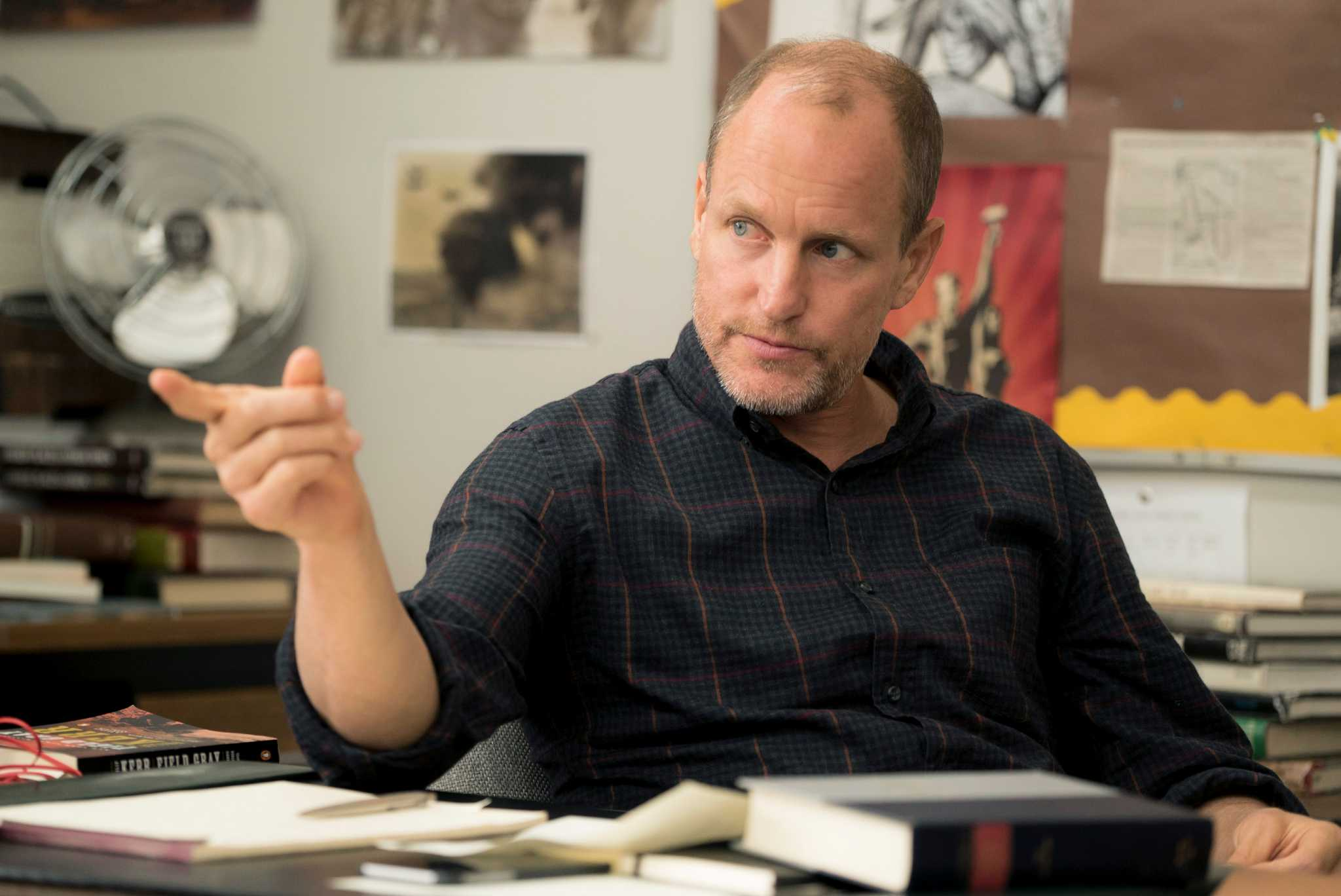 Woody Harrelson HBO series starts filming in Albany