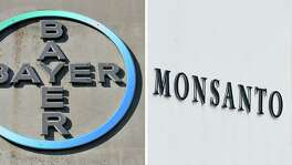 German chemicals giant Bayer will invest about $8 billion in the United States in agriculture research in conjunction with Monsanto, which it is purchasing, the companies said Tuesday.