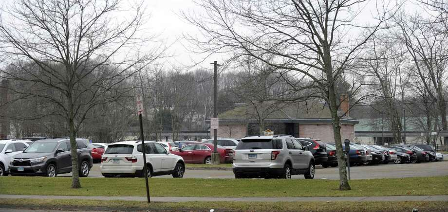 The state is planning to expand the number of parking spots at the Bethel Train Station on Durant Street. Photo Tuesday, January 17, 2017. Photo: Carol Kaliff / Hearst Connecticut Media / The News-Times