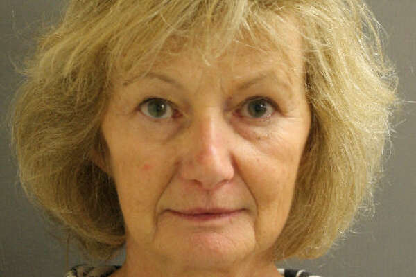 This booking photo released by the Harris County (Texas) Sheriff's Office shows Elaine Yates. Two sisters who disappeared from Rhode Island with their mother Elaine Yates in 1985 have been located in the Houston area, and their mother was charged with snatching them, police announced Tuesday, Jan. 17, 2017. Yates, who had been living in Houston under the name Leina Waldberg, was arrested on Monday, Jan. 16, without incident and faces arraignment Wednesday in Rhode Island on a fugitive charge. (Harris County Sheriff's Office via AP)