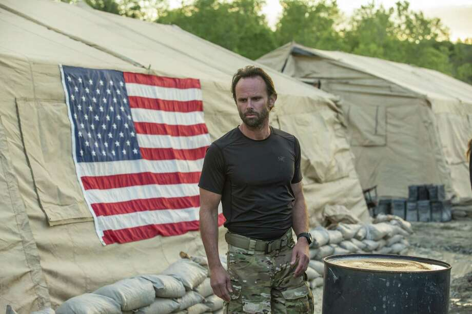 """Walton Goggins plays Richard """"Rip"""" Taggart in History Channel's """"Six."""" Photo: Kent Smith / Kent Smith"""