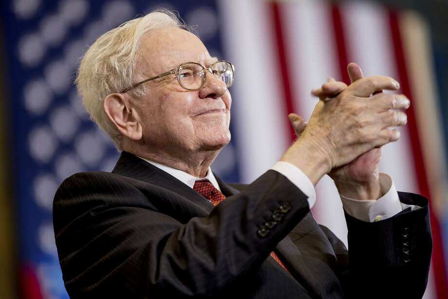 Berkshire Hathaway Chairman and CEO Warren Buffett proposed a trade-imbalance solution three decades ago that could apply today. Photo: Andrew Harnik, Associated Press