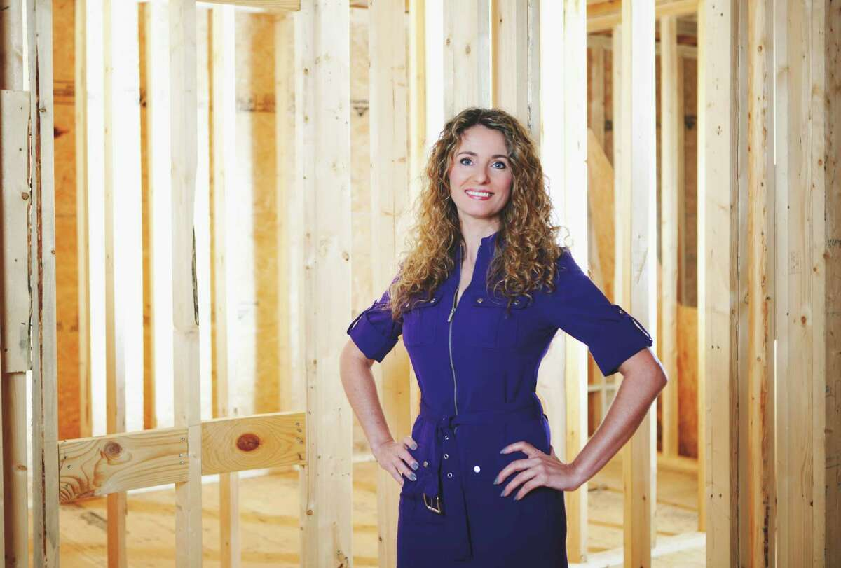"""""""Building our house gave us the strength and determination to tackle every challenge,"""" says Cara Brookins."""