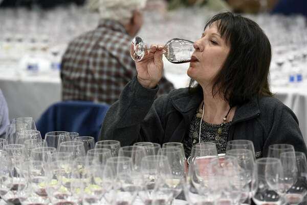The 2017 San Francisco Chronicle Wine Competition sweepstakes held in Cloverdale, on Friday, January 13, 2017.