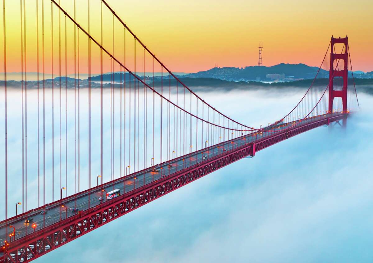 Scroll through this gallery for a glimpse of Nicholas Steinberg's stunning fog photographs.