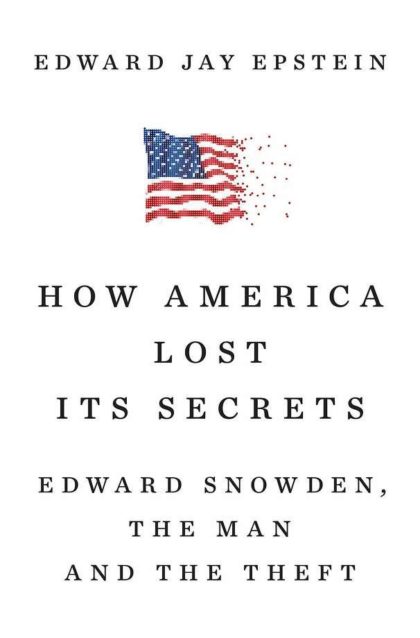 """How America Lost Its Secrets"" Photo: Knopf"