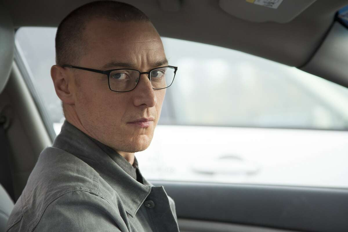 This image released by Universal Pictures shows James McAvoy in a scene from,