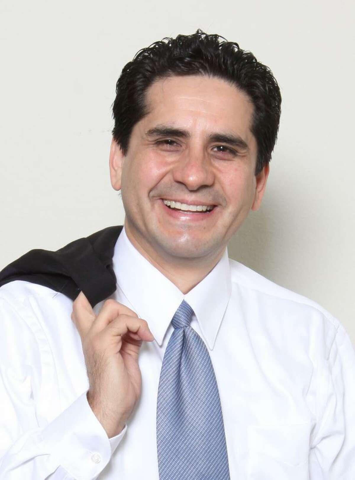 San Antonio mayoral candidate Manuel Medina.