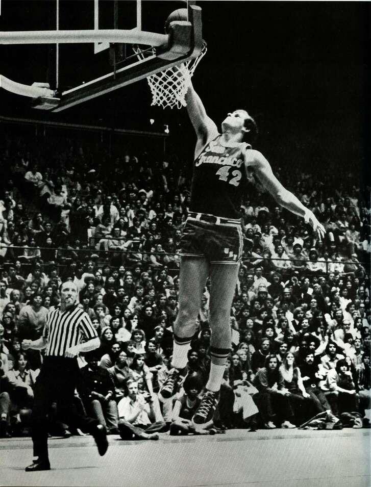 Kevin Restani, USF basketball, 1970-73