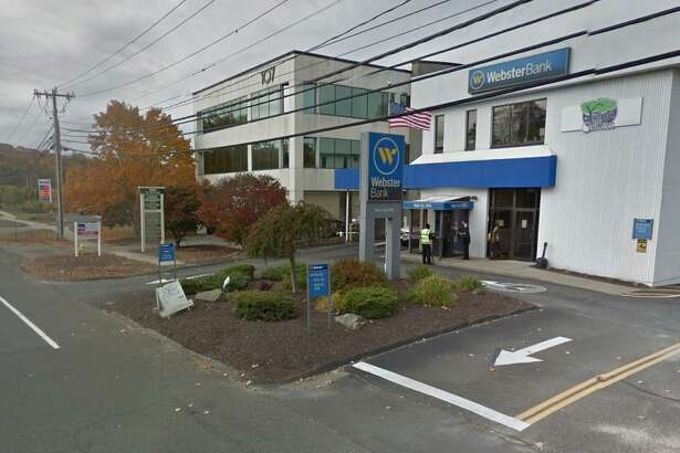 The Webster Bank at 105 Mill Plain Road in Danbury will be closing on April 10. Webster said part of the reason behind the closing is the increase in online banking and a subsquent drop in teller transactions.