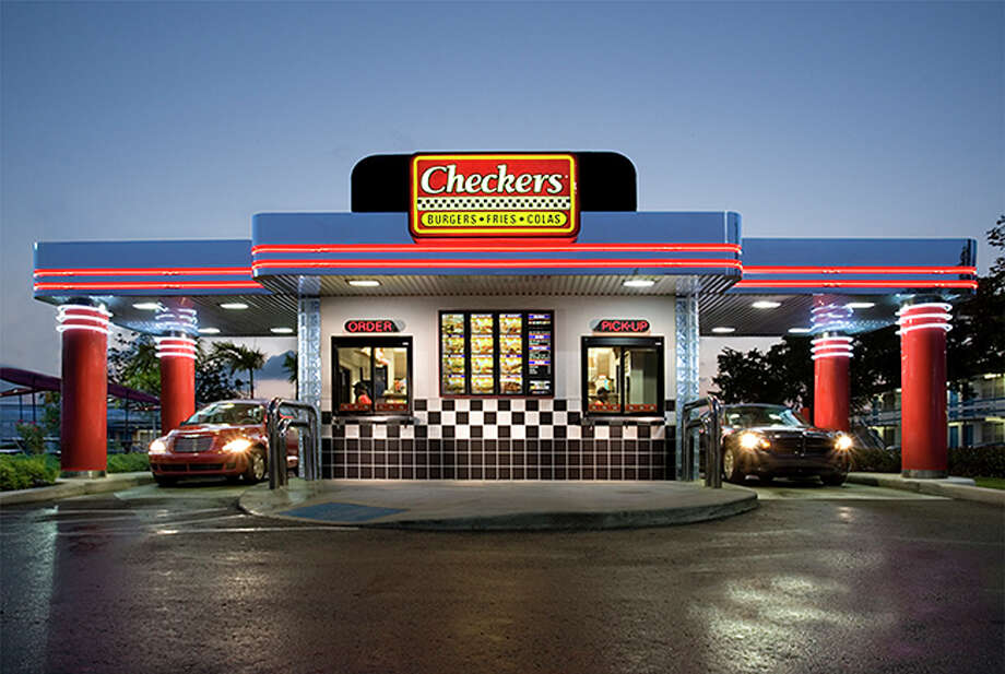 The owner of Checkers Drive-In Restaurants Inc. is preparing to sell the hamburger chain in a process that could fetch about $500 million, people with knowledge of the matter said. Photo: Contributed Photo / Connecticut Post Contributed