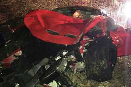A drunk driver totaled his $385,000 Ferrari on Jan. 13, 2017, after he crashed it into the woods while driving over 100 mph.