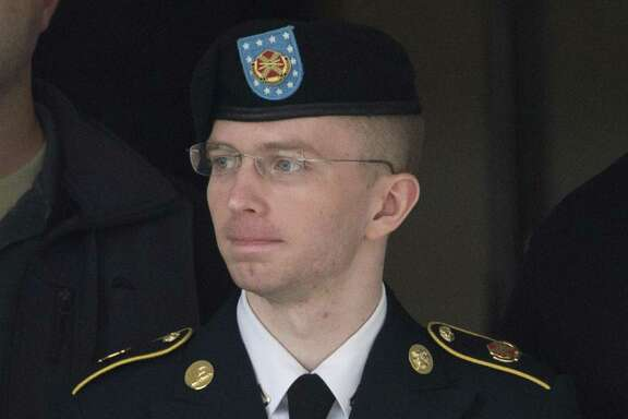 Army Pfc. Bradley Manning, now known as Chelsea Manning, received a com muted sentence.