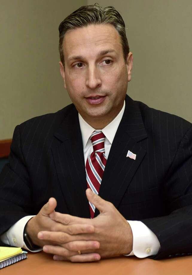Norwalk Democrat and State Senate Majority Leader, Bob Duff. Photo: Erik Trautmann / Hearst Connecticut Media / Norwalk Hour