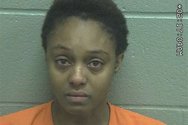 Ashley Schree Mitchell, 33,    was arrested Sunday after she allegedly assaulted a child, according to court documents.