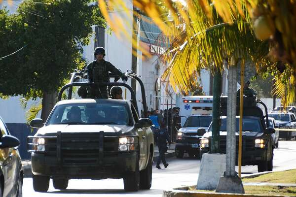 Mexican police discover 8 dead bodies in Cancún