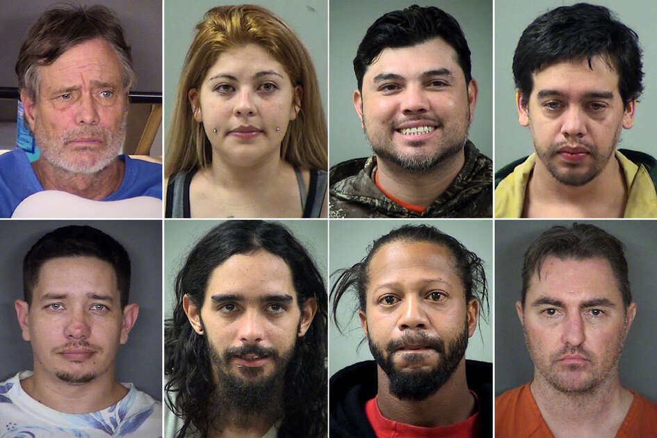 Bexar County saw 51 people arrested on various felony drunken driving charges in December, bringing the year-total for 2016 to 590 suspects nabbed by local law enforcement, according to records obtained from the Bexar County Sheriff's Office.