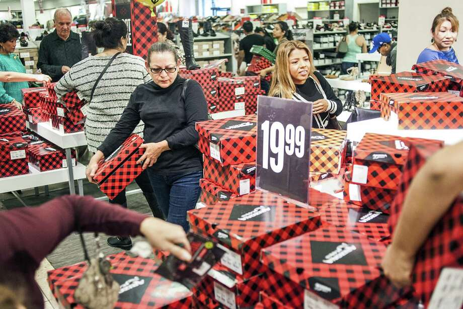 For the fiscal fourth quarter, JCPenney reported net income of $192 million, or 61 cents per share. Earnings, adjusted for one-time gains and costs, came to 64 cents per share. For the full fiscal year, profit was $1 million profit. Photo: Nick Agro /Associated Press / Orange County Register