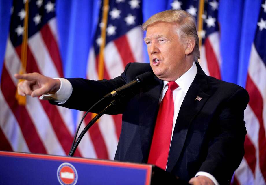 We have started an online feature called Trump Today. The idea: quickly  lay out what the president has proposed or said, what we know about it,  what is not clear and, when appropriate, what we need to discern. Photo: Starmax, TNS