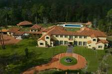 The Woodlands: 19 Grand Colonial    Listing price  : $7.85 million   Size  : 15,693 square feet  
