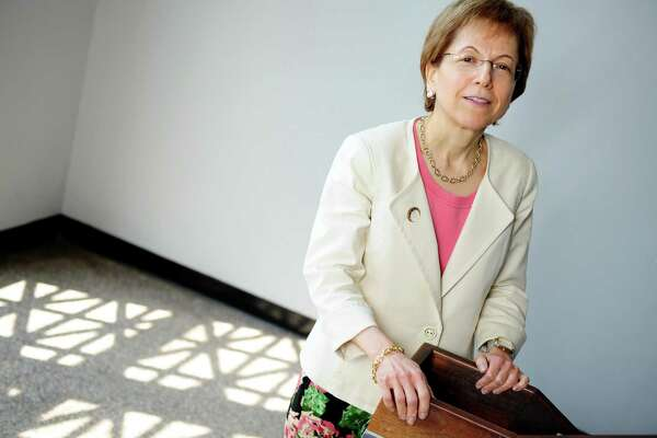 Marlene Siegel, chief financial officer for the Bridgeport school district