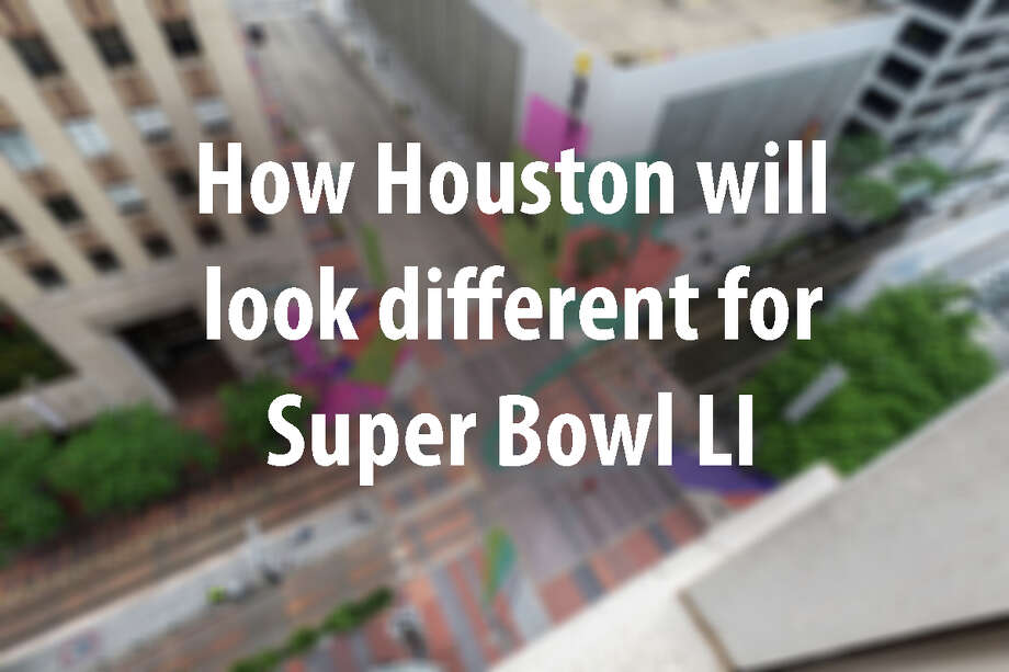 Big changes are coming for the big game. These are just a few. Photo: Houston Chronicle