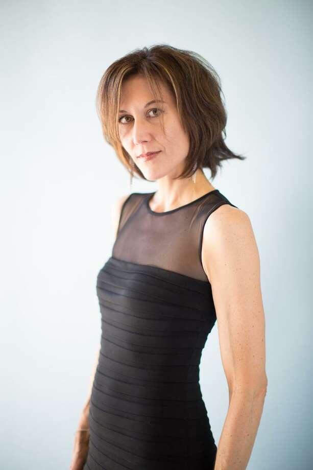 "Singer/songwriter Andrea Claburn's debut album is ""Nightshade."""