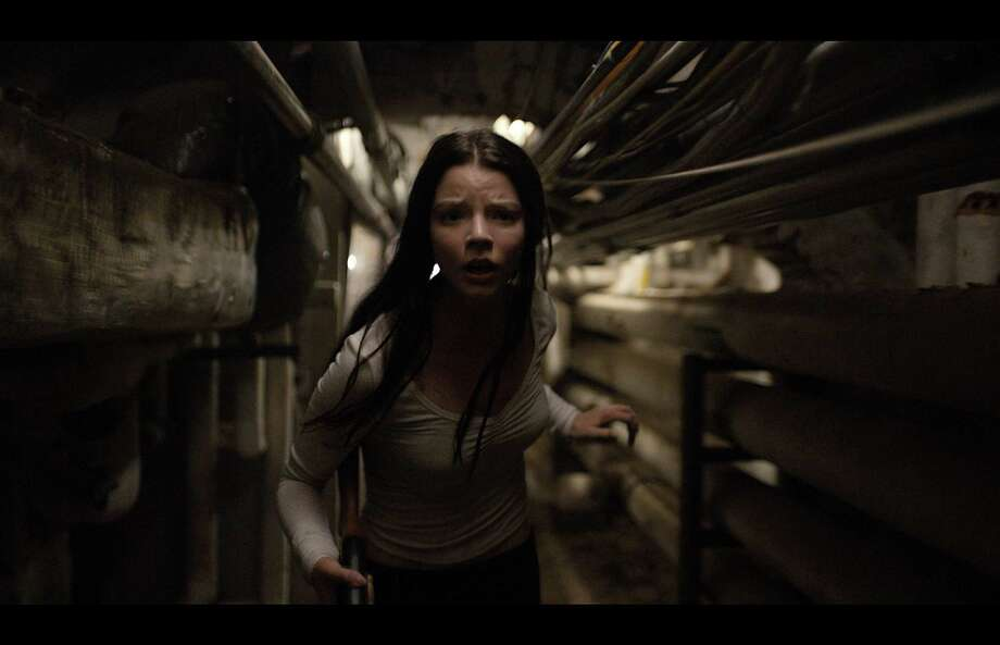 "Anya Taylor-Joy has nowhere to run in ""Split."" Photo: Universal Pictures"