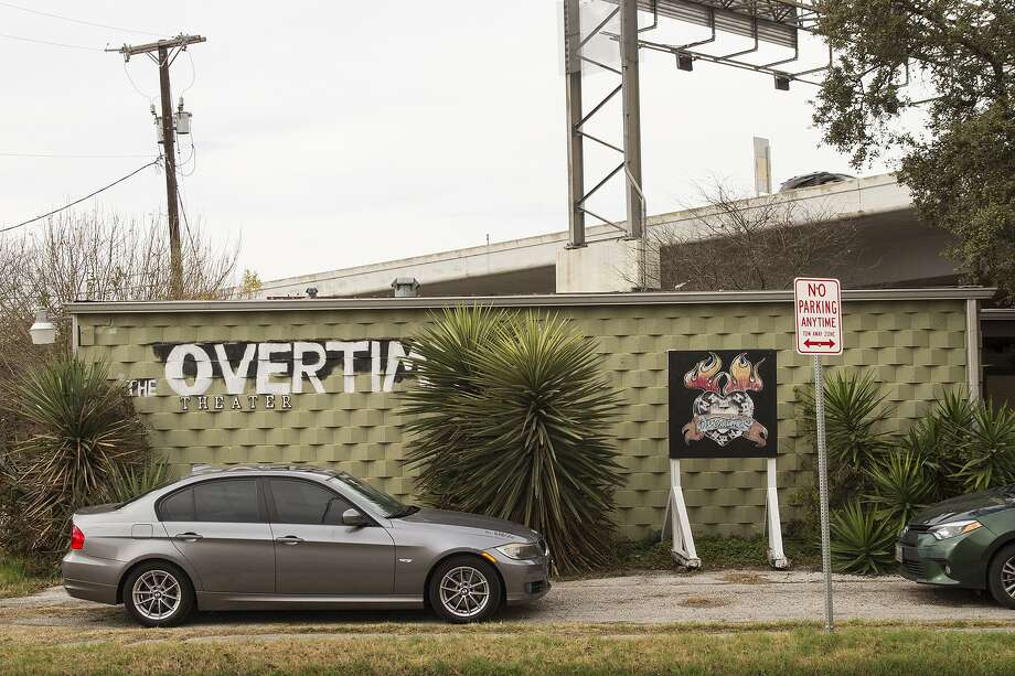 The Overtime Theater is preparing to move away from its current home, which is on Camden near the Pearl. Photo: Alma E. Hernandez / For The San Antonio Express News