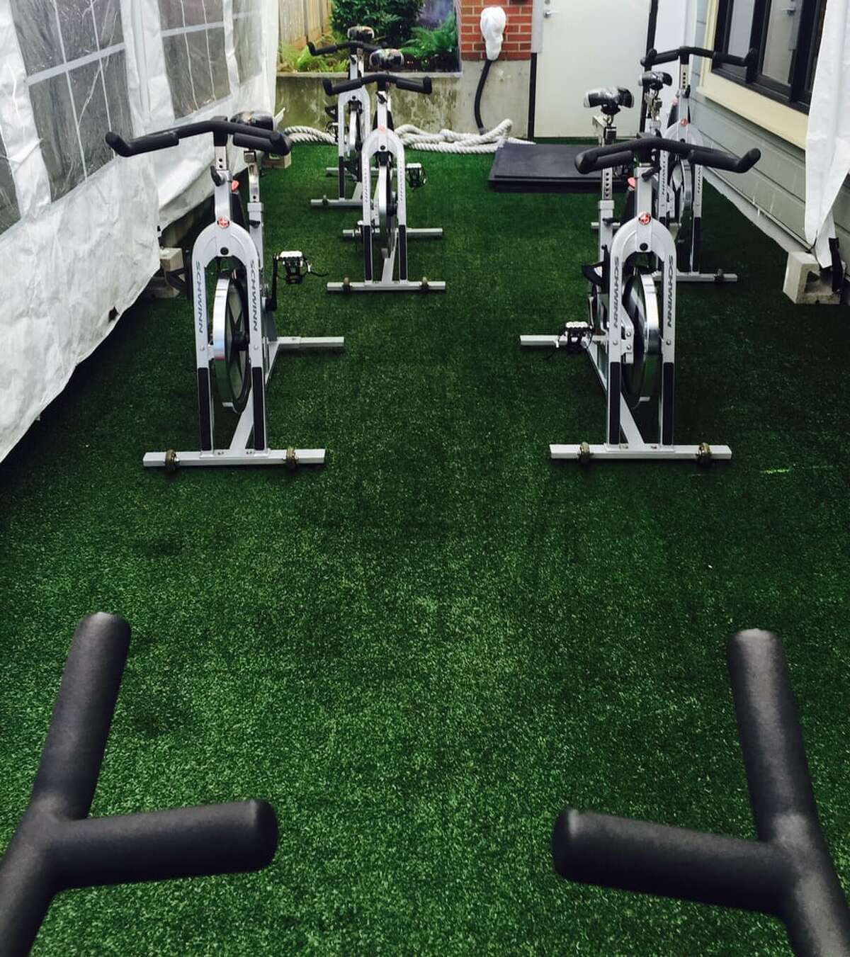14. Ridge Fitness is described by reviewers as a fantastic little local gym.