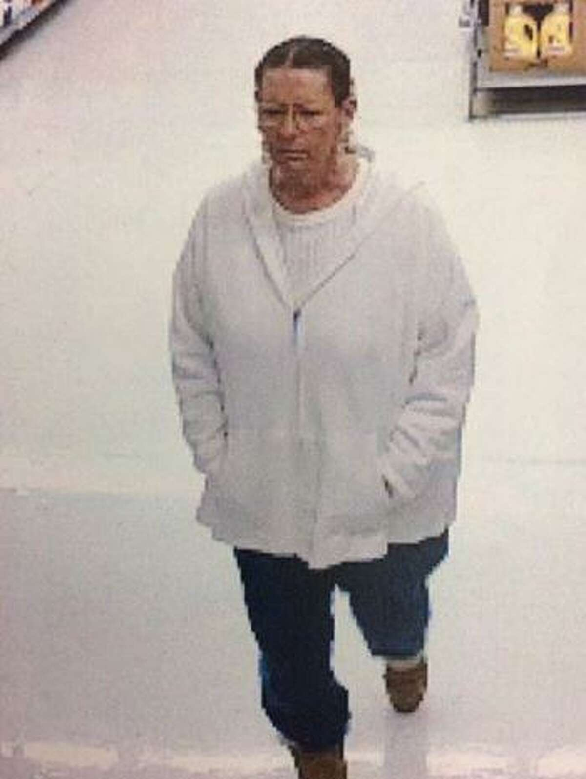 Police are seeking this woman in three sexual assaults at a Walmart.