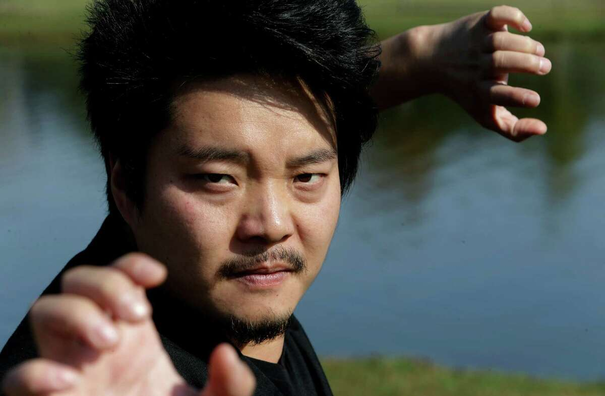 Shi Yan Feng runs the American Shaolin Kung Fu school in Sugar Land, with a second school in Bellaire.Click through the slideshow to see images of Shaolin kung fu and the temple where Feng grew up.