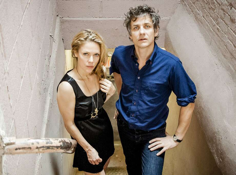Luna includes bassist Britta Phillips and husband Dean Wareham. Photo: By Stefano Giovannini