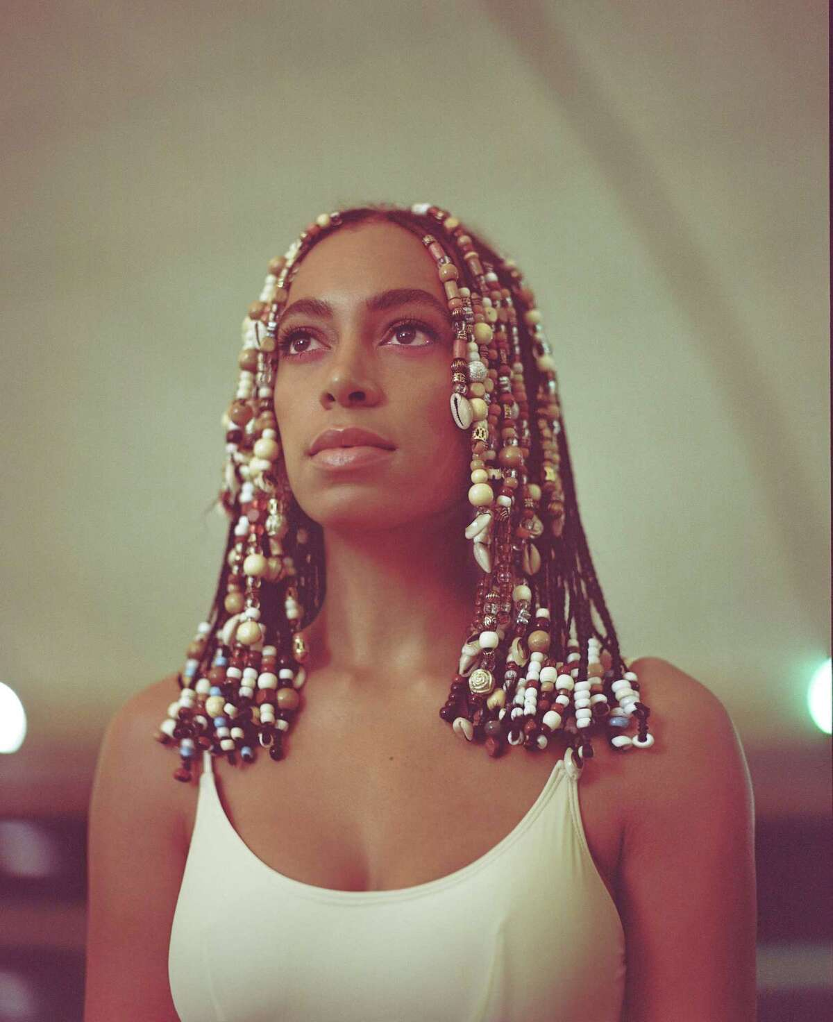 SolangeKnowles released a 112-page digital book with her album A Seat At the Table.