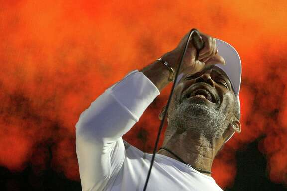NEW ORLEANS - JULY 06:  Maze featuring Frankie Beverly performs at the Louisiana Superdome during the 2008 Essence Music Festival on July 6, 2008 in New Orleans, Louisiana.  (Photo by Sean Gardner/Getty Images)