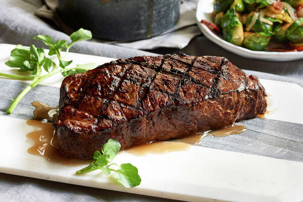Steak dishes served at Morton's The Steakhouse.