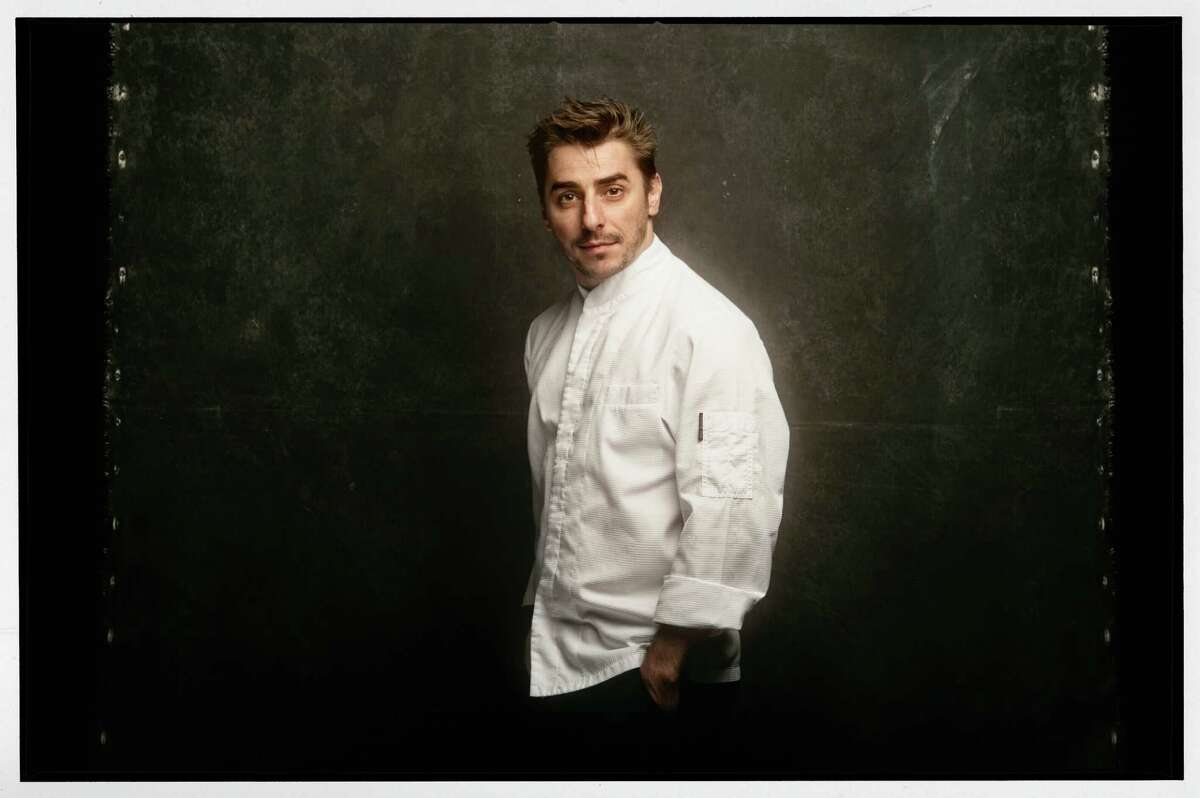 Jordi Roca, pastry chef of El Celler de Can Roca in Girona, Spain, the number one restaurant on the influential San Pellegrino list of the World's 50 Best Restaurants.