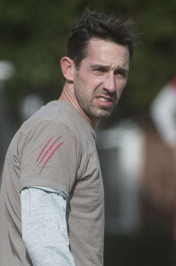 Kyle Shanahan. Photo: John Amis, Associated Press