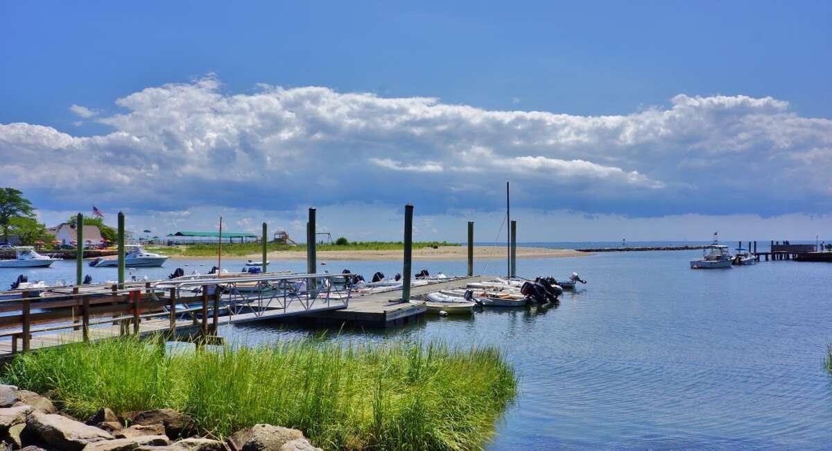 Southport Harbor 8/6/2013 Photo: Todd Tracy
