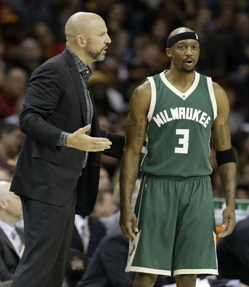 Jason Terry Discusses James Harden, Veteran Role With