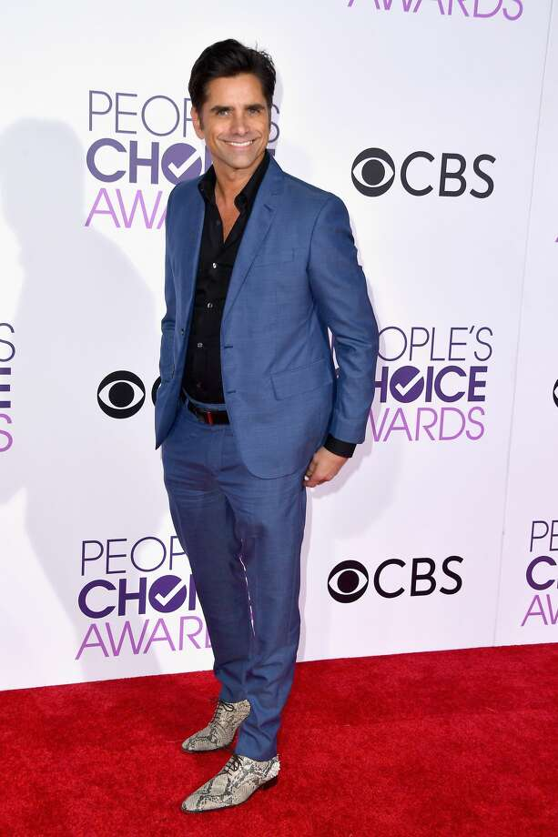 LOS ANGELES, CA - JANUARY 18:  Actor John Stamos attends the People's Choice Awards 2017 at Microsoft Theater on January 18, 2017 in Los Angeles, California.  (Photo by Steve Granitz/WireImage) Photo: Steve Granitz/WireImage