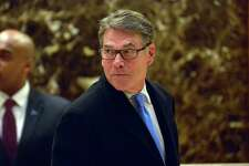 Rick Perry now sees the job of energy secretary as more than being a supporter of the oil industry.