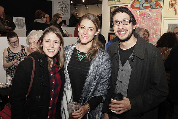 Were You Seen at the Albany Center  Gallery Members' Show Opening held at theAlbany CenterGallery in Downtown  Albanyon Wednesday, January 18, 2017?
